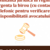Servicii juridice SPF10