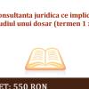 Servicii juridice SPF14