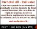 Pachetul All-Exclusive 1500 RON